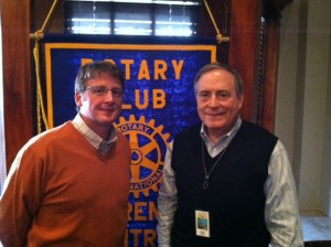 Colby Wilson Boys & Girls Club of Lawrence Exec Dir & LCR President Bob Swan