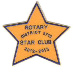 2012-13 District 5710 Star Award