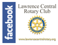 Check Out Lawrence Central Rotary's Facebook Page