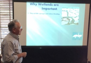 Roger Boyd Discusses the Baker Wetlands