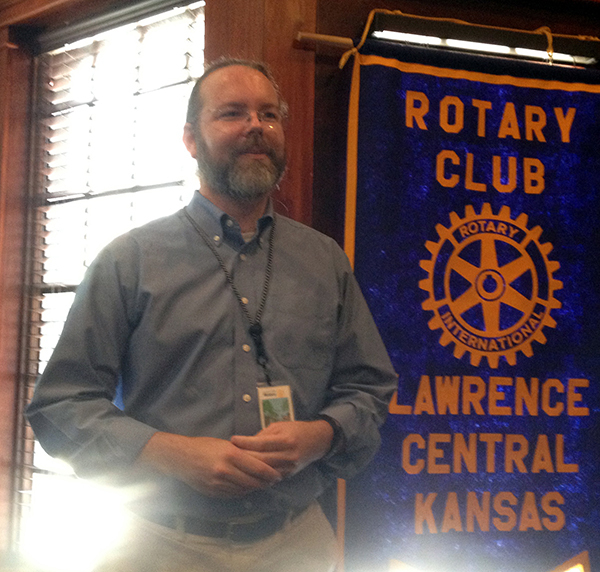 Paul Radley | Lawrence Central Rotary